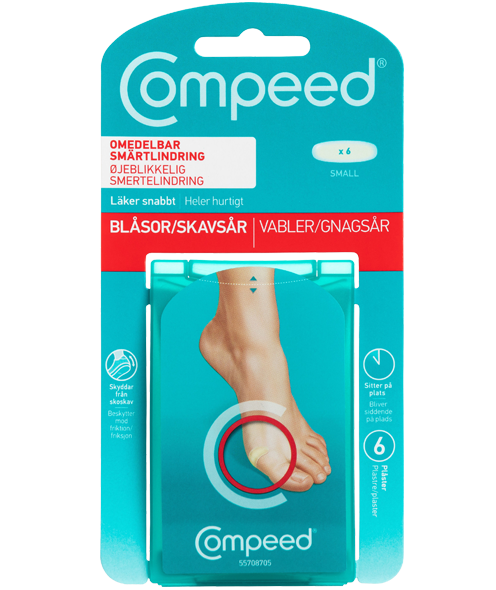 Compeed<sup>®</sup> Vabel Small