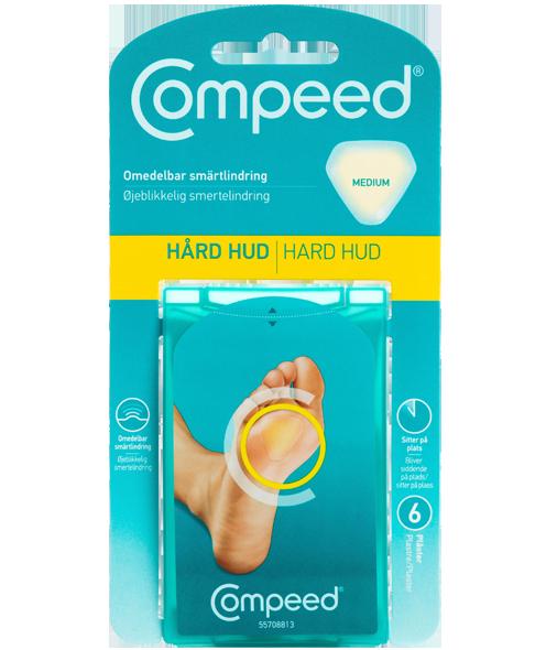 Compeed<sup>®</sup> Hård Hud plaster